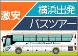 激安☆横浜発バスツアー